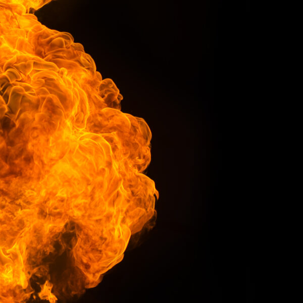 fire-flame-explosion-on-black-background