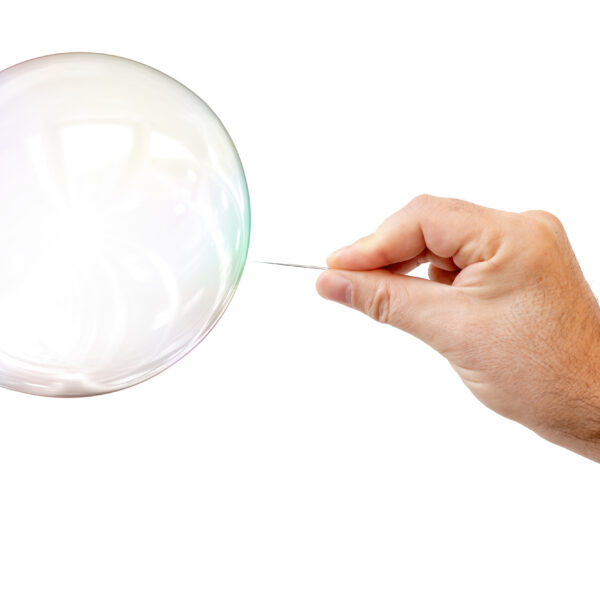 soap-bubble-and-a-males-hand-with-needle-to-let-it