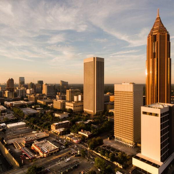 over-city-skyline-atlanta-ga-downtown-dusk-georgia
