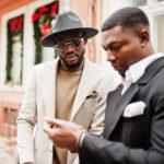 two-fashion-black-men