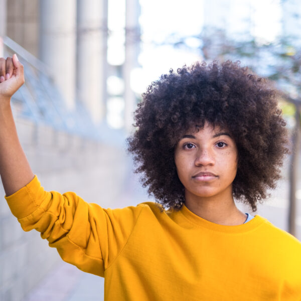black-lives-matter-concept-one-serious-young-black-women-
