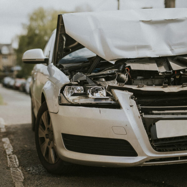 wrecked-car-parked-on-the-street-after-a-car-crash