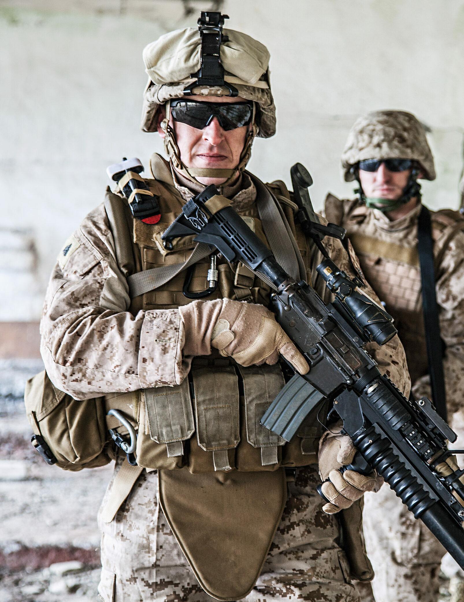 squad-of-marines
